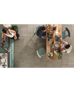 Montresor Modular Grey Floor Tile